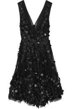 glittery dress