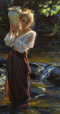☆ Drawn From Within -Detail- Artist Daniel F. Gerhartz ☆