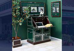 Horseman's desk