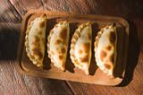 Empanadas. Fantastic. I've had great spicy vegetarian empanadas at the Kingston Markets in Canberra, and the Sloane Square Saturday market in London, but not in Argentina -yet!