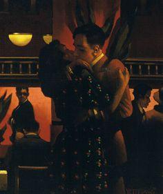 Jack Vettriano, 1951 | Dance me to the end of love | Tutt'Art@ | Pittura * Scultura * Poesia * Musica |
