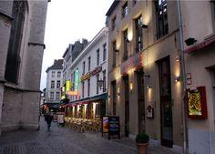 Rooden Hood Restaurant - Antwerp, Belgium