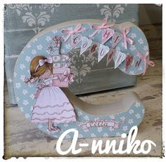 Decoupage, Wood Letters, Pop Up Cards, Box Frames, Home Projects, Diy Gifts, Poppies, Decorative Plates, Mixed Media