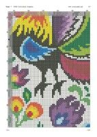 """Gallery.ru / kento - Альбом """"127"""" Folk, Cross Stitch, Kids Rugs, Embroidery, Pillows, Gallery, How To Make, Home Decor, Colors"""