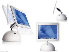 The Fantastic Apple iMac from 2002