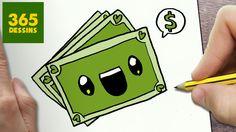 Make Money Baddie - Hustle Money Tattoo - - Make Money Logo - Money Heist Netflix Chibi Kawaii, Kawaii Doodles, Kawaii Art, Cute Easy Drawings, Cute Kawaii Drawings, Doodle Drawings, Doodle Art, Youtube Kawaii, Logo Youtube
