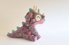 Ravelry: Orbit the Dragon pattern by Projectarian