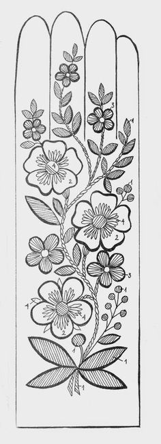 Mustrilaegas: B Tikkimine / Embroidery