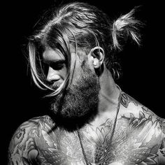 Men& Ponytail Hairstyles 2019 the Man Ponytail Ponytail Styles for Men Of 90 Awesome Men& Ponytail Hairstyles 2019 Ponytail Hairstyles For Men, Man Ponytail, Ponytail Styles, Hairstyles Haircuts, Viking Hairstyles, Growing Long Hair Men, Grow Long Hair, Short Hair, Beard Styles For Men