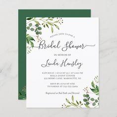 Brunch Invitations, Bridal Shower Invitations, Modern Invitations, Wedding Rsvp, Wedding Signs, Rustic Wedding, Budget Wedding, Wedding Ideas, Golf Wedding