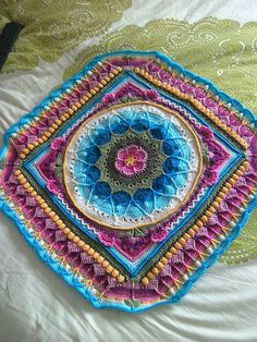 made with colors for Lily's Pond..great inspiration ~ Gemma Barker's post in OFFICIAL CCC SOCIAL GROUP