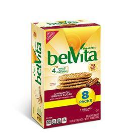 belVita Breakfast Biscuits, Cinnamon and Brown Sugar, 8 Count, 14.08 Ounce - http://sleepychef.com/belvita-breakfast-biscuits-cinnamon-and-brown-sugar-8-count-14-08-ounce/