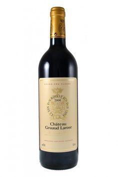 Chateau Gruaud Larose 2000, £109.00 (http://www.frazierswine.co.uk/chateau-gruaud-larose-2000/)