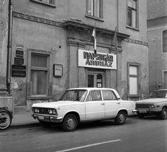 1972 orig: URBÁN TAMÁS MAGYARORSZÁG EGER Széchenyi István utca - Dr. Sándor Imre utca sarok.