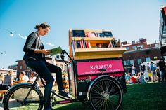 269/365 Library Bikes