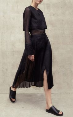 CADE Spring/Summer 2015 Trunkshow Look 18 on Moda Operandi