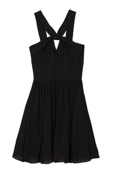 L'Agence Valetta Keyhole Dress - Alternate List Image