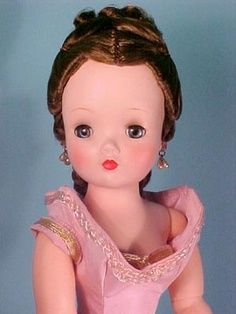 princess margaret rose doll   Cissy from A Child's Dream Comes True Series of 1955