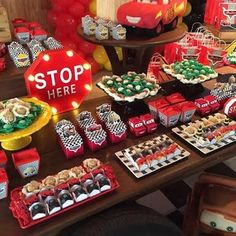 120 Mejores Imagenes De Decoracion Cars Disney Cars Party