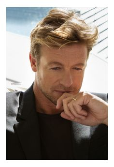 Simon Baker pic for Gentlemen Only Intense by Givenchy ~2014