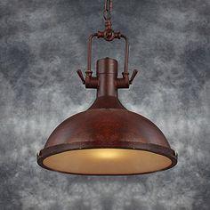 52571411868 Industrial Nautical Style Single Pendant-LITFAD 18