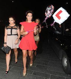 Danielle Lloyd Hens Party