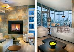 Contemporary Mountain Home by Michael Gallagher