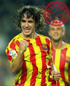 El Barça jugarà amb els colors de la senyera a la samarreta