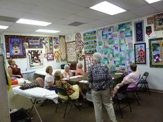 Quilters Haven in Oct 2013 - sgcasg