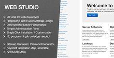 CodeCanyon – Web Studio v1.3