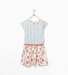 Image 1 de Robe assortie de Zara