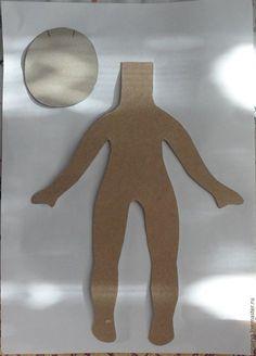 Шьем куклу в стиле Bunka - Ярмарка Мастеров - ручная работа, handmade