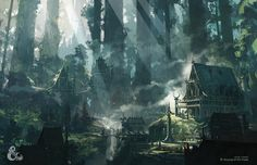 Thom Tenery | Concept Art ⋅ Visual Development ⋅ Art Direction