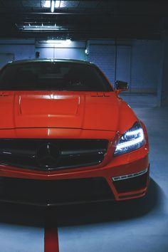 EeE Kurt • classyhustler: Mercedes Benz CLS AMG   source  ...