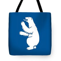 Greenland Tote Bag featuring the mixed media Greenland Coat Of Arms by Otis Porritt