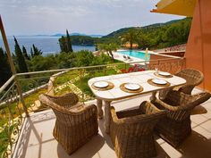 N/E COAST/COMPLETELY RENEWED LUXURY HOUSE/200METERS FROM BEACH/TOTAL PEACE/VIEWS: 2 BR Vacation House for Rent in Kalami , Greece | HomeAway.ca