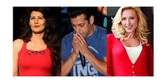 Salman Khan has been carrying the tag of the biggest playboy of Bollywood. With his charisma and charm he has managed to get the most gorgeous women in the industry, but unfortunately none of his girls lasted too long in his life. If rumors are to be believed, the actor will be soon seen in a movie with his ex-flame Sangeeta Bijlani. Who do you think compliments Sallu the best? itimes.com