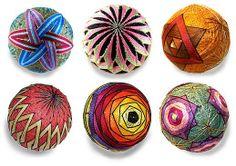 temari+arte+chino+bola+pelotas+hilo+algodon+bordar+tejido+estambre+estilo+dise%C3%B1o+occidente+1+geek+friki+gadgets+la+guarida+cosas+casa+r...