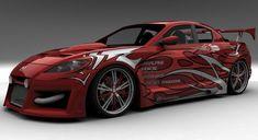 DeviantArt: More Like Mazda RX-8: Devil Mod _final_ by blade2085