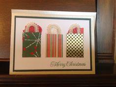 Shopping Christmas Card