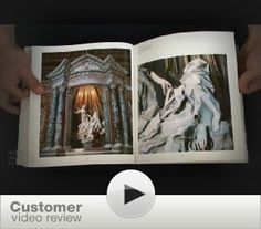 The only book on Bernini's works, I guess? Terrible font choice.