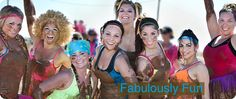 LoziLu Women's Mud Run- 5k obstacle course looks like so much fun and benefits research and patient support for Leukemia and Lymphoma!