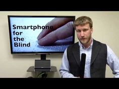 Breaking news... Braille smartphones... and how to start a blog