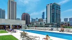 #20 K2 Apartments- Chicago Luxury Buildings 2016 HomeScout Realty