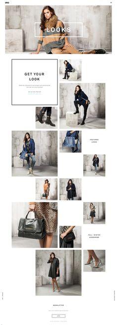 Modezeitschrift Design Layout E-Mail Newsletter 47 Ideen – Fashion Design Magazine Design, Graphic Design Magazine, Lookbook Layout, Lookbook Design, Minimal Web Design, Email Marketing Design, Email Design, Design Design, Email Layout
