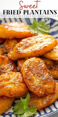 Boricua Recipes, Jamaican Recipes, Mexican Food Recipes, Vegetarian Recipes, Cooking Recipes, Healthy Recipes, Pescatarian Recipes, Steak Recipes, Plantain Recipes Sweet
