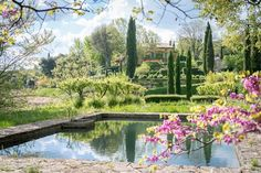 Discover the most beautiful gardens on HOUSE - design, food & travel by House & Garden. A bohemian Provencal garden to make the heart sing. Come and get lost.
