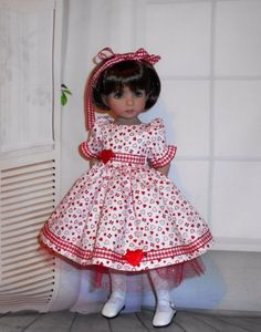Handmade-dress-compatible-with-Dianna-Effner-13-034-little-darling-doll