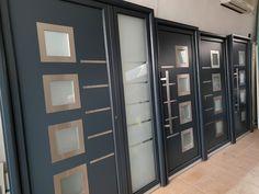 Aluminijumska i PVC stolarija po meri Aluminium Front Door, Divider, Doors, Mirror, Furniture, Home Decor, Mesas, Decoration Home, Room Decor