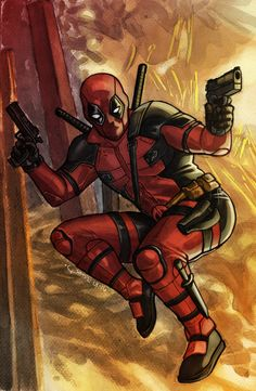 #Deadpool #Fan #Art. (Marvel : Deadpool) By:Wansworld. (THE * 5 * STÅR * ÅWARD * OF: * AW YEAH, IT'S MAJOR ÅWESOMENESS!!!™)[THANK U 4 PINNING!!!<·><]<©>ÅÅÅ+(OB4E)